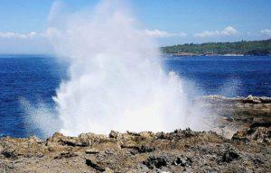 Smoke Beach Nusa Penida