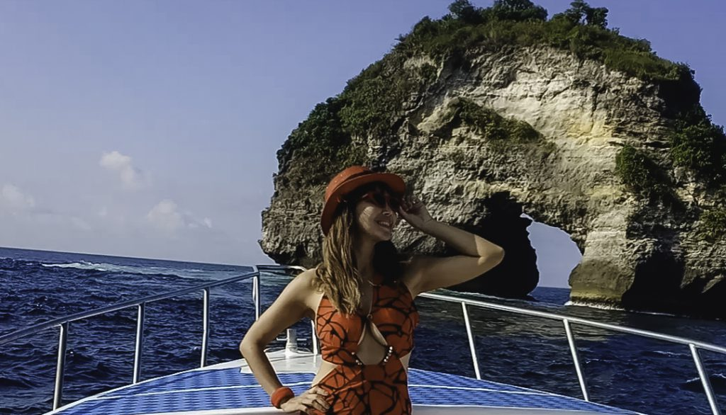 Banah Cliff Nusa Penida